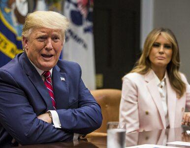 """Donald Trump chwali się spotkaniem z Andrzejem Dudą i """"księciem..."""