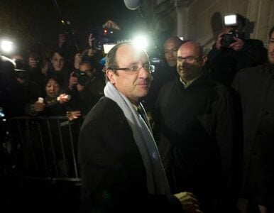 """""""Hollande wygra, bo lewica jednoczy się przeciwko Sarkozy`emu"""""""