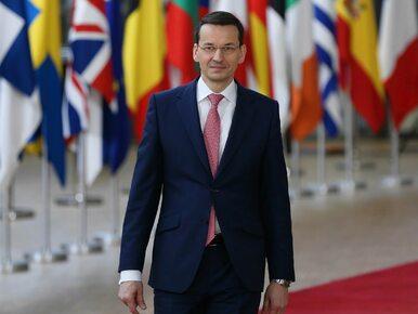 """Premier Morawiecki zadowolony z Białej Księgi. """"Ogromna szansa na..."""