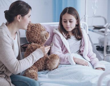Promieniowanie stosowane w leczeniu raka u dzieci może mieć trwały wpływ...