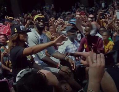 """""""Nic nas nie złamie"""" – przekonuje LeBron James"""
