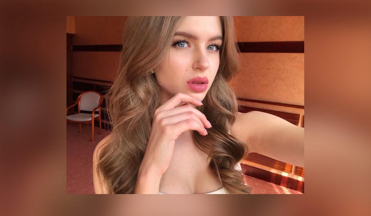Alina Sanko. Miss Rosji