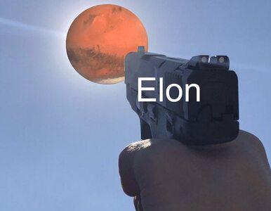 Elon Musk chce zrzucić bombę atomową na Marsa. Możesz kupić koszulkę, by...