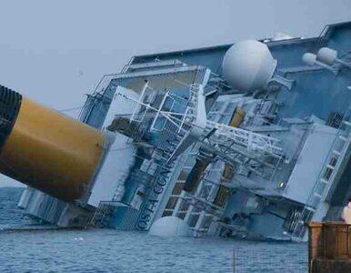 Costa Concordia: we wraku odnaleziono ciała
