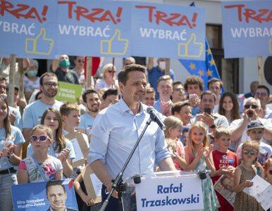 Wybory 2020. Najnowszy sondaż daje zwycięstwo Rafałowi Trzaskowskiemu