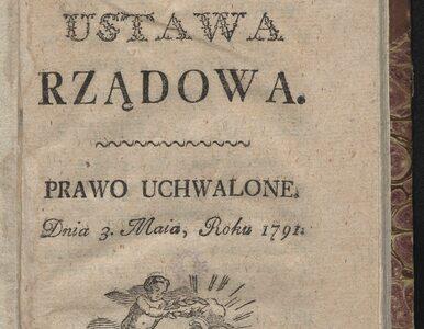 228 lat temu uchwalono Konstytucję 3 Maja. Odprawiono mszę za Ojczyznę
