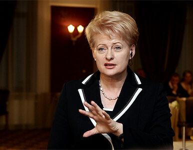 Prezydent Litwy kupuje papiery wartościowe rządu