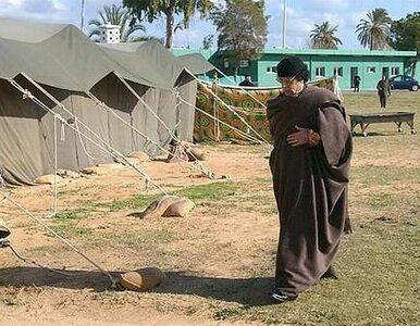 NATO twierdzi, że nie wiedziało o Kadafim
