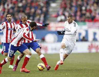 NA ŻYWO: Atletico Madryt - Real Madryt