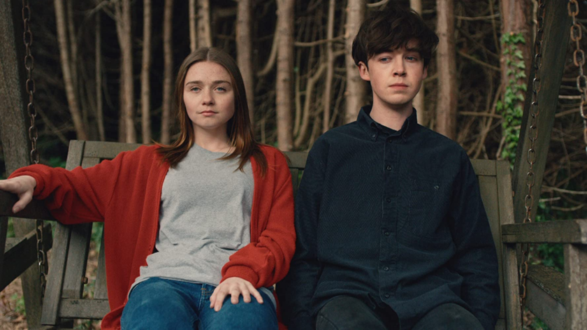 """""""The End of the F***ing World"""""""