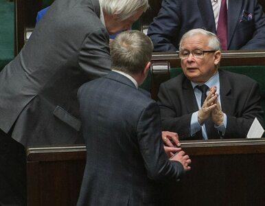 """Co działo się na spotkaniu wielkanocnym PiS? """"DGP"""": Kaczyński..."""