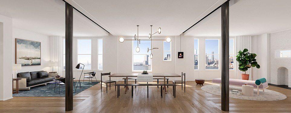 Nowe mieszkanie Matt'a Damon'a