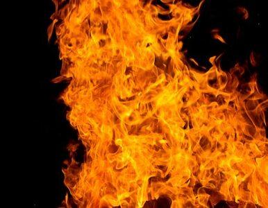 Matka i dwoje dzieci zginęli w pożarze