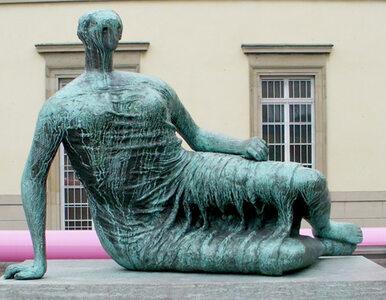 """Warta miliony złotych rzeźba skradziona. """"Bo rosną ceny złomu"""""""