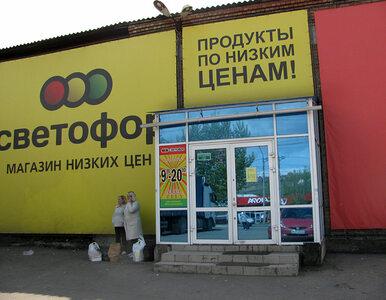 Lidl i Biedronka to zbyt silna konkurencja? Rosyjski dyskont nie pojawi...