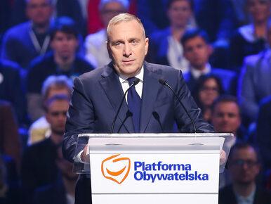 Rada Krajowa Platformy Obywatelskiej. Schetyna proponuje wspólne...
