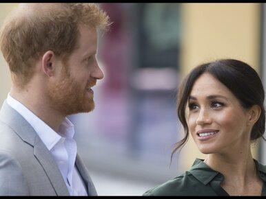 """Meghan i Harry uchybili etykiecie? """"Przyćmili pannę młodą. Tego się nie..."""