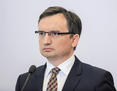 Ziobro: TK odpowiedział na próbę stworzenia anarchii prawnej