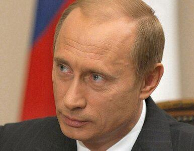Putin: nie zareagujemy na sankcje USA przeciwko Białorusi