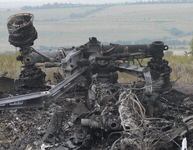 Separatyści przeszukiwali bagaże ofiar katastrofy MH17. Opublikowano...