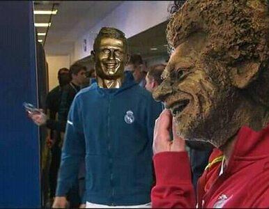 Salah przebił Ronaldo? Jego rzeźba jest jeszcze gorsza niż słynne...
