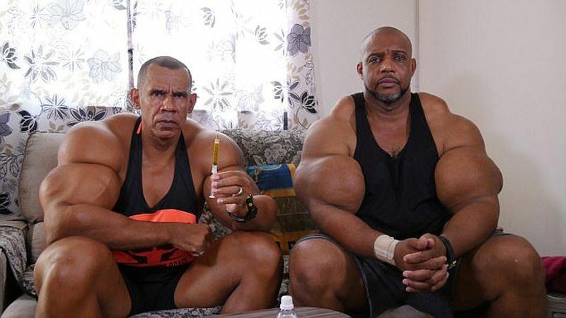 """Bracia """"Hulk"""" i """"Conan"""""""