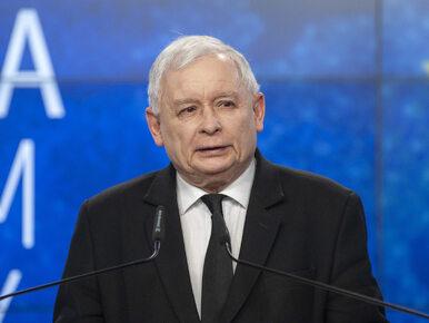 Kaczyński: Jesteśmy gotowi uchwalić ustawę, która ujawniłaby majątek...
