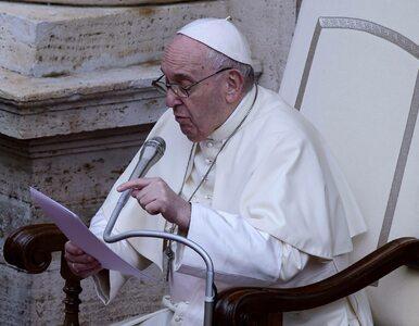 Nowa papieska encyklika. Franciszek napiętnował m.in. agresywny nacjonalizm