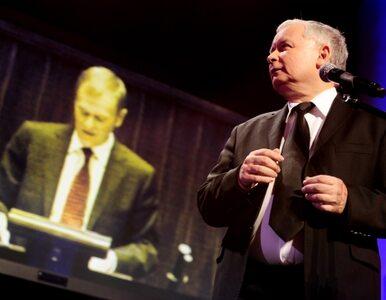 """""""Tusk ma szczęście, że jego rywalem jest Kaczyński. To dar od losu"""""""