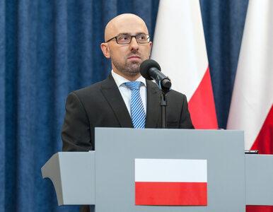 Łapiński: Wypowiedzi Macierewicza mogą być uznane za próby nacisku