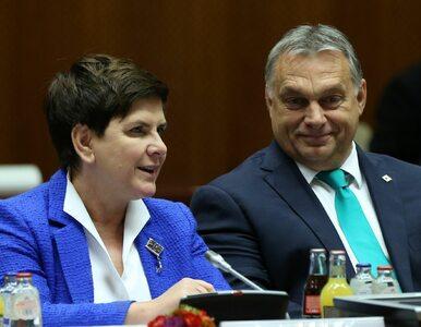 """Orban zapowiada obronę Polski przed sankcjami UE. """"To leży w interesie..."""