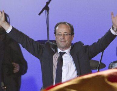 Chiny ogarnęła niepewność - we Francji wygrał socjalista