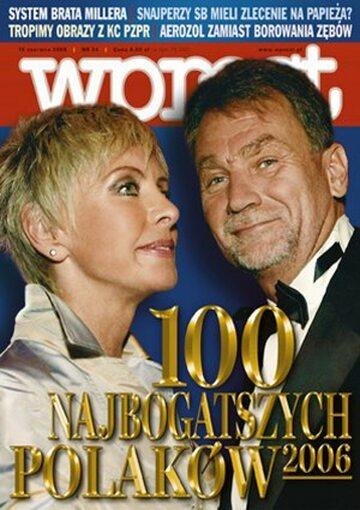 Okładka tygodnika WPROST: 24/2006
