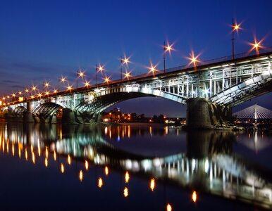 Fotoradary zamiast odcinkowego pomiaru prędkości na moście Poniatowskiego