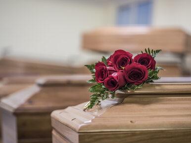 Szokujące odkrycie w zakładzie pogrzebowym. 10 dni po śmierci kobieta...