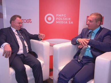 Forum Ekonomiczne Krynica. Ireneusz Merchel, prezes PKP PLK S.A.: W...