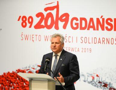 Aleksander Kwaśniewski skomentował list Andrzeja Dudy. Mówił o...