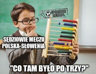 Polscy siatkarze przegrali ze Słowenią. Kibice odpowiedzieli memami