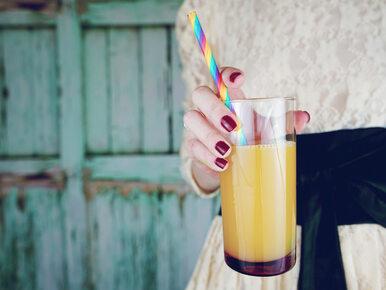 Ten napój pozwala schudnąć 3 kg w tydzień