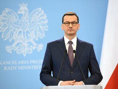 Opóźniony lot premiera Morawieckiego. Samolot był uziemiony z powodu...