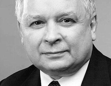 Zniszczył tablicę Lecha Kaczyńskiego, wpadł
