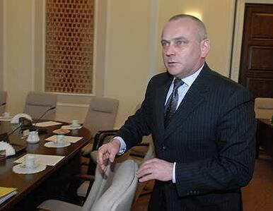 Szczygło: gen. Jan P. został zwolniony