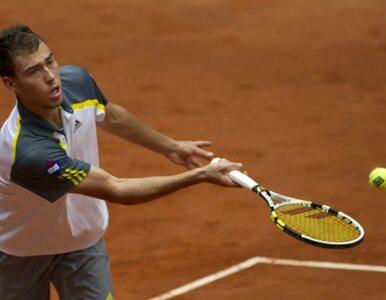 Turniej ATP w Rzymie: Janowicz lepszy od Kolumbijczyka