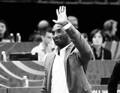 Kobe Bryant nie żyje. Koszykarz zginął w wypadku helikoptera