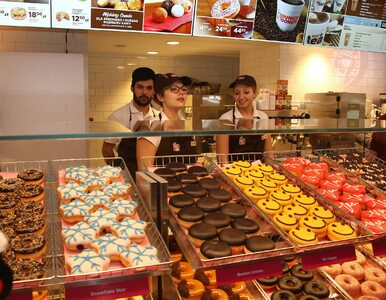 """Dunkin Donuts wycofuje się z Polski. """"Ta smutna decyzja nie była łatwa"""""""