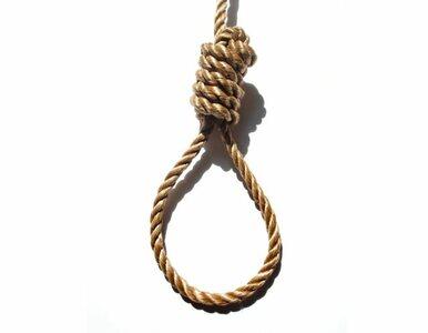 Skazaniec przeżył wykonany na sobie wyrok śmierci