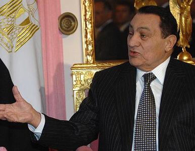 Współpracownicy Mubaraka chcą się wykupić z więzienia