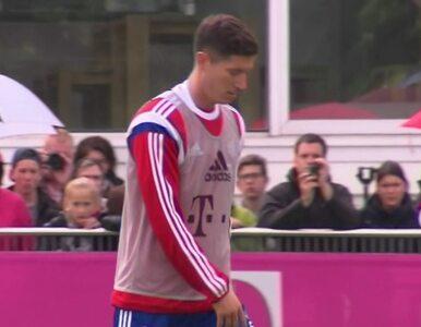 Pierwszy gol Lewandowskiego w Bayernie. Zobacz