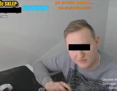 Popularny polski youtuber namawiał dzieci do obnażania się. Piersi...