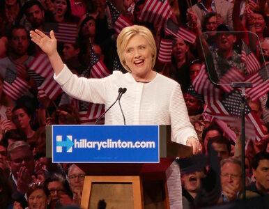 Hillary Clinton została babcią po raz drugi. Jej córka urodziła syna